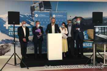 La ligne aérienne Clermont-Ferrand-Orly maintenue en septembre - France 3 Régions
