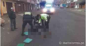 Chimbote: Reciclador muere tras ser atropellado en El Progreso - Diario Correo