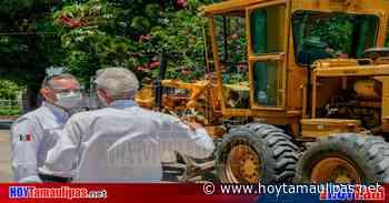 Con obra pública Adrián Oseguera acelera el progreso de Ciudad Madero - Hoy Tamaulipas