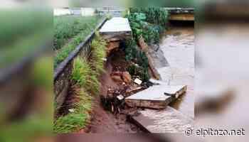 Lluvias dejan apagones y casas inundadas en Ocumare del Tuy - El Pitazo