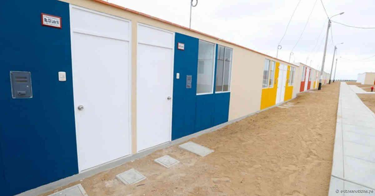 ¡Atención! Región San Martín cuenta con una oferta de 296 viviendas del programa Techo Propio - exitosanoticias