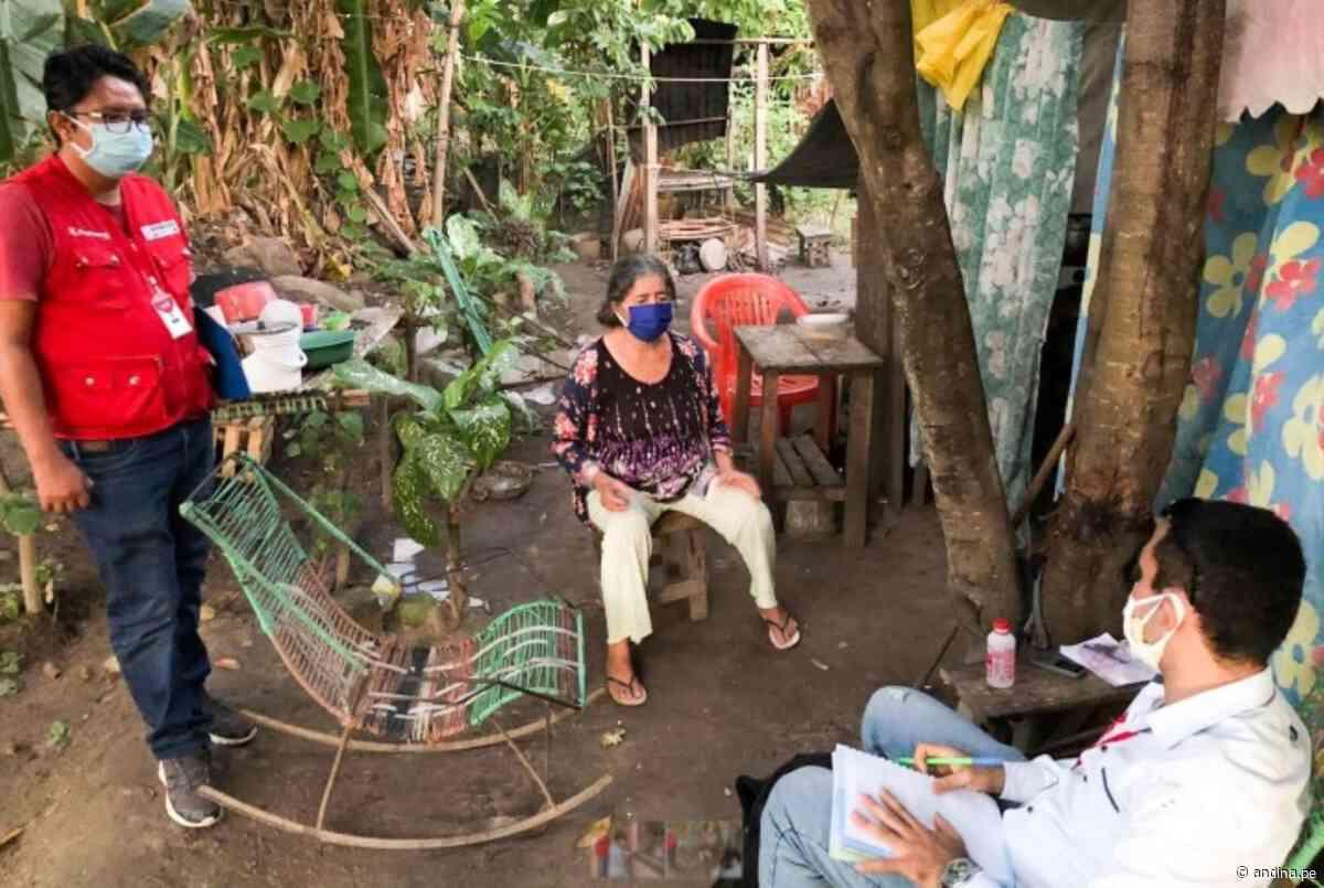 San Martín: Red Amachay atiende a 3309 adultos mayores y personas con discapacidad severa - Agencia Andina