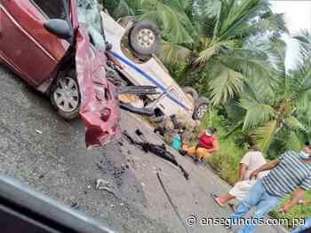 Accidente de tránsito en vía Guabito deja una víctima fatal - En Segundos