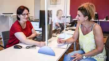 Dinslaken: Wahlbüro befindet sich im Saal Agen - NRZ