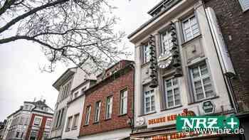 Dinslaken: Glockenspiel darf nicht an Fassade des Stammen-Hauses - NRZ
