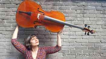 À Aire-sur-la-Lys, un violoncelle en solo, pour déguster une soirée d'été au bord de l'eau - La Voix du Nord