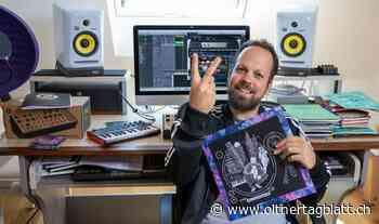 Oltner Reggae- und Dancehall-Künstler Collie Herb nimmt es mit Taylor Swift auf - ot Oltner Tagblatt