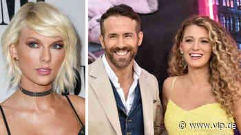 Taylor Swift enthüllt den Namen von Ryan Reynolds und Blake Livelys Tochter - VIP.de, Star News