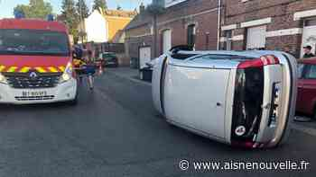 Une blessée léger après un accident de la circulation à Saint-Quentin - L'Aisne Nouvelle