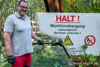 In Lichtenau wird der Weltkrieg entsorgt - TAG24