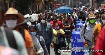 Coahuila, CdMx, Durango y Morelos alcanzan mesetas de curva de Covid-19 - Multimedios