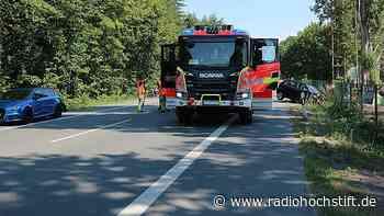 Unfall mit sechs Leichtverletzten bei Paderborn-Sande - Radio Hochstift