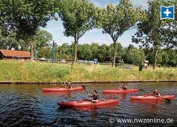 Paddel- und Pedalstation In Sande: Mit dem Boot von Sande aus auf den Ems-Jade-Kanal - Nordwest-Zeitung