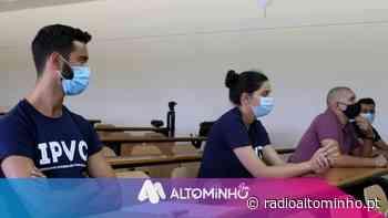 Politécnico de Viana do Castelo já deu início à Escola de Verão deste ano - Rádio Alto Minho