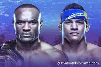 Jared Gordon reveals gym dynamics between Kamaru Usman, Gilbert Burns after title fight booking - The Body Lock