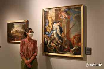 Cherbourg : des reproductions d'œuvres du musée Thomas-Henry sont exposées en Australie ! - La Presse de la Manche