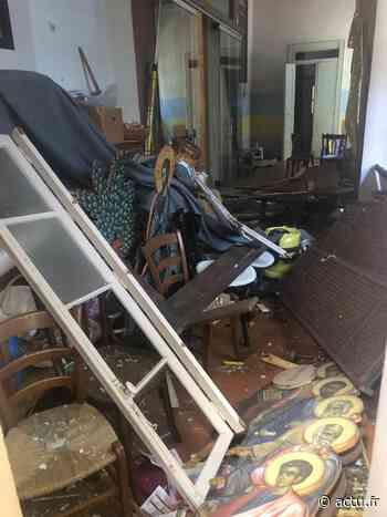 Liban : après l'explosion à Beyrouth, l'émotion des Libanais à Cherbourg - actu.fr