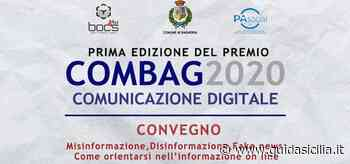 Prima Edizione del Premio Combag2020 Comunicazione Digitale - Villa San Cataldo - Bagheria - Guidasicilia.it