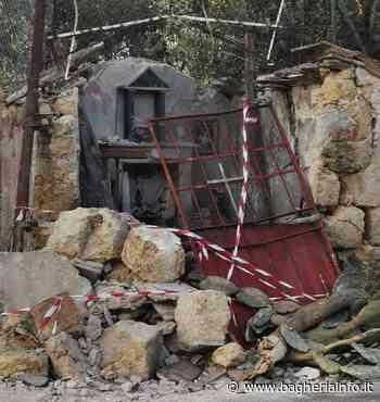 Auto sbanda e demolisce una cappella votiva. – Il Settimanale di Bagheria - Bagheria Info