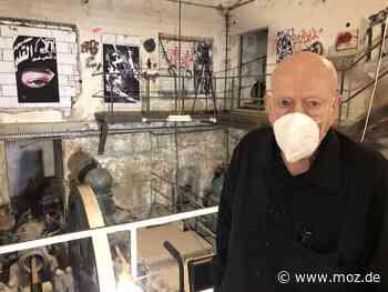 Kunst: Urs Jaeggi zeigt Bilder im alten Wasserwerk von Birkenwerder - Märkische Onlinezeitung