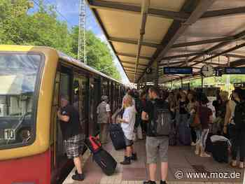 S-Bahn-Ausschreibung: Birkenwerder soll von der S8 abgehängt werden - Märkische Onlinezeitung