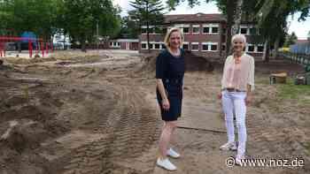 Johannes-Grundschule in Spelle erhält ein Soccerfeld - noz.de - Neue Osnabrücker Zeitung