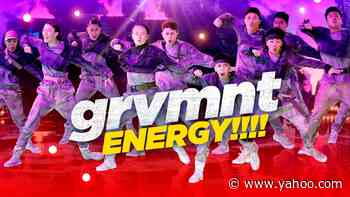 """Juniors Grvmnt Dance to """"Tear Da Roof Off"""" by Busta Rhymes - World of Dance The Semi-Finals 2020 - Yahoo Entertainment"""