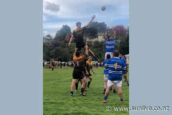 Saturday's Bay of Plenty rugby results - The Bay's News First - SunLive
