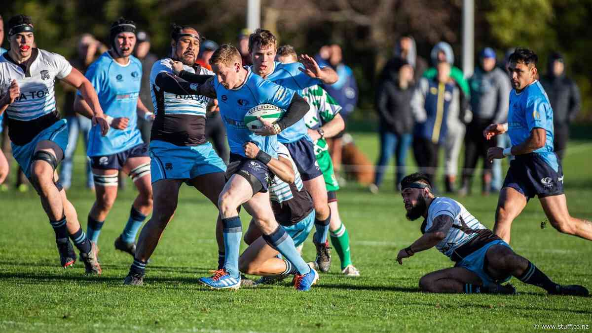 Varsity to host Feilding in Manawatū club rugby final - Stuff.co.nz