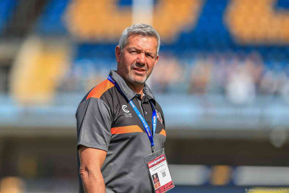Castleford were rusty but will get better, says Daryl Powell - Love Rugby League