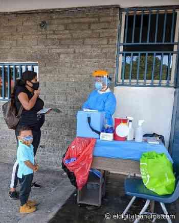 Personal de Enfermería de la policlínica de Bugaba aplicó más de 600 vacunas en la primera jornada de inmunización - El Digital Panamá