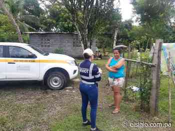 Seis viviendas en Bugaba y David quedaron afectadas por fuertes lluvias - El Siglo Panamá