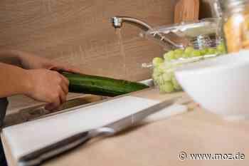 Gesundheit: Kreis kontrolliert in Wandlitz das Spülen der Trinkwasserleitungen - Märkische Onlinezeitung