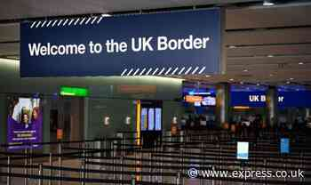 Travel warning: UK must expect more restrictions on foreign travel - Daily Express