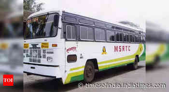 Konkan travel day 2: MSRTC adds 20 buses - Times of India