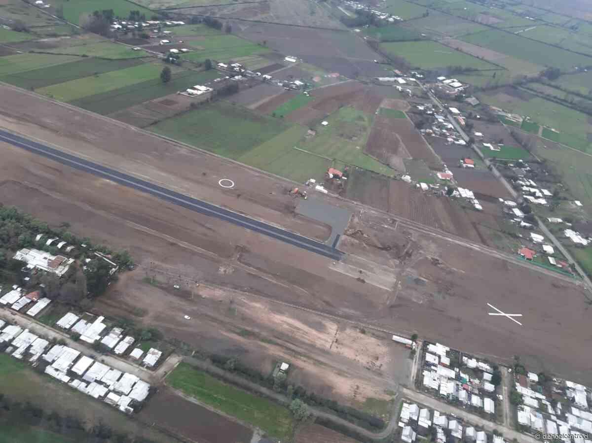 Linares recupera el aeródromo de San Antonio luego de 30 años de abandono - Diario el Centro