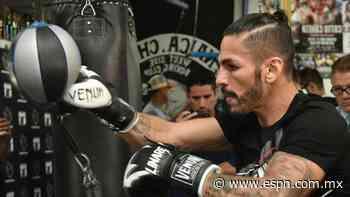 Jorge Linares da positivo al COVID-19 y peligra su pelea ante Fortuna en Japón - ESPN