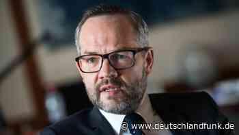 Interview der Woche - Staatsminister Roth (SPD) fordert politische Reformen im Libanon - Deutschlandfunk