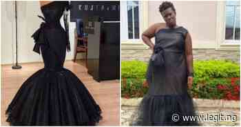 Comedienne Real Warri Pikin complains about outfit she got after supporting a designer's business (video) - Legit