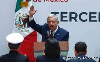 Mario Delgado insiste que informe de AMLO sea en el Auditorio o el Zócalo - Milenio