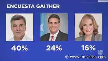 """Carlos """"Charlie"""" Delgado a la cabeza de encuestas en las primarias del PPD - Univision"""