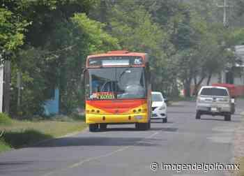Urgen en Rafael Delgado servicio de transporte Adelas - Imagen del Golfo