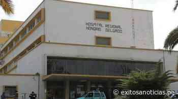 Arequipa: Hospital Honorio Delgado tiene camas UCI, pero carece de personal médico - exitosanoticias
