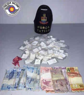 Mulher é presa com mais de 150 porções de drogas em Caraguatatuba - Vale News
