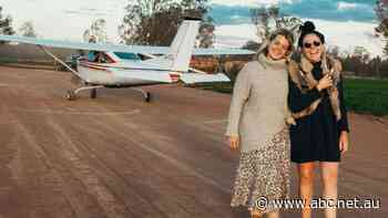 'The thrill of aviation': Women take to the air for outback podcasting adventure