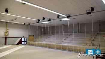 Kreuztal: Mehrzweckturnhalle ist bald fertig - Westfalenpost