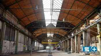 Kreuztal: Thomas Kutschaty besucht Bender-Areal in Ferndorf - Westfalenpost