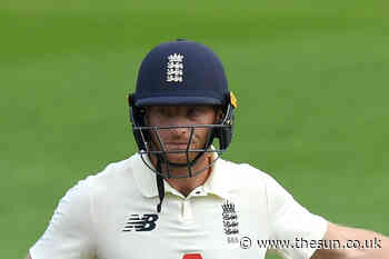 Jos Buttler hid heartache of dad being in hospital during heroic innings in England's First Test win over P - The Sun