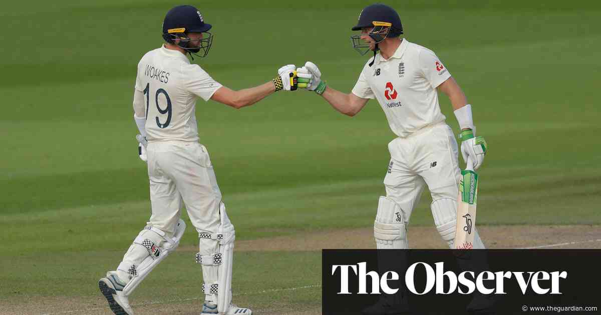 Joe Root pays tribute to Jos Buttler for performance with father in hospital - The Guardian