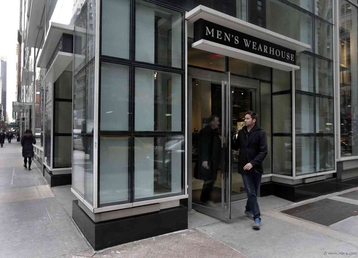Men's Wearhouse, Jos. A. Bank file for bankruptcy: Extra 30 percent off clearance sale, suits starting $89 - MLive.com